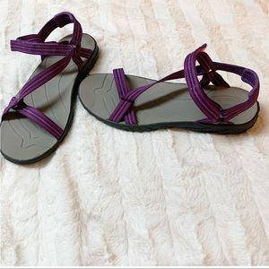 Teva Shoc Pad girls sandal